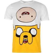 Character T Shirt Mens Adventure Time