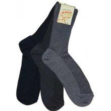 Branse Zdravotní ponožky vhodné pro diabetiky tmavě modrá 0f48c1f739