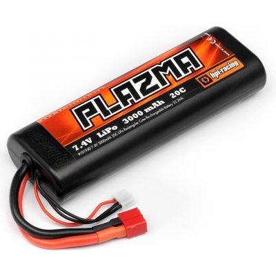 HPI Plazma Lipo 7,4V 3000mAh 20C Dean-T