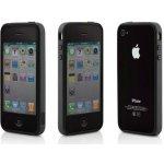 Pouzdro Bone Collection Lem iPhone 4/4S černé