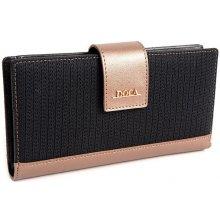 Doca Dámská peněženka 64970 černá