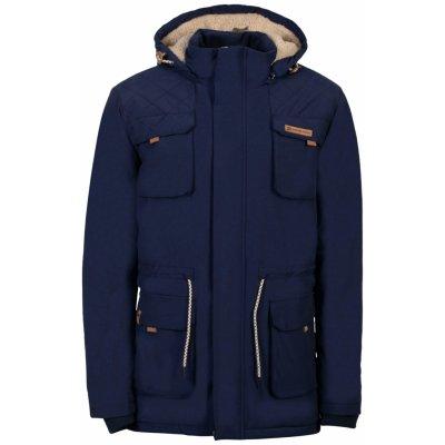 Alpine Pro Edit pánský zimní kabát mood indigo