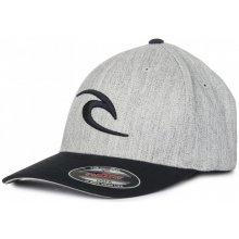 fe2276e1f4e Rip Curl Blazer Curve Peak cap blue