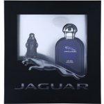 Jaguar Evolution EdT 100 ml nabíječka do auta dárková sada