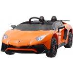 Jokomisiada dětské vozítko Lamborghini Orange
