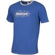 ! Babolat Tee-Shirt Training Basic Men tmavě modré