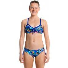 Dívčí plavky dvojdílné Funkita Peacock Paradise 0400491d0b