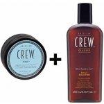 American Crew Daily Shampoo 250 ml + Fiber 85 g dárková sada