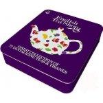 ETS Dárková plechová kazeta výběr ovocných a bylinných čajů 72 sáčků