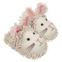Pantofle bačkory Bílý králíček Aroma Home