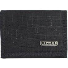 Boll Tri-Fold Wallet peněženka Černá