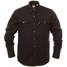 5cd799bcb2a Levis Barstow Western pánská košile černá