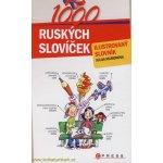 Kniha 1000 ruských slovíček Ilustrovaný slovník