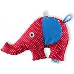 Šapitó Slon červený puntík