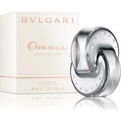 195781220f Bvlgari Omnia Crystalline toaletní voda dámská 40 ml od 646 Kč ...