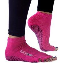 PILOXING Sportovní ponožky Low Cut Sock růžová