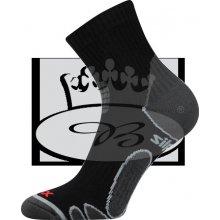 VoXX SILO sportovní ponožky černá