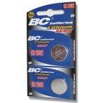 Baterie BC Alkaline CR2032 1ks