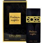 Jesus Del Pozo Arabian Nights parfémovaná voda pánská 100 ml