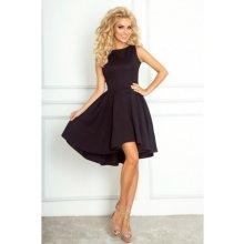 55eece9a25ae Numoco luxusní dámské společenské a plesové šaty 66-2 černá
