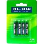 Baterie BLOW Super Heavy Duty AA 4ks