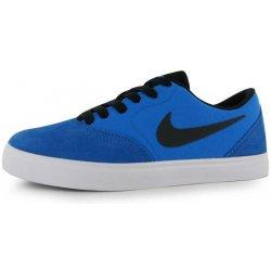 6874205b806 Dětská bota Nike SB Check Jn63 Blue Black