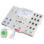 GSM senior medic alarm HG-TC2, SOS tísňové volání, hlídání vitality, časovač podávání léků