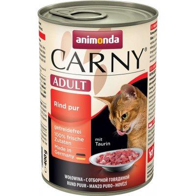 Animonda Carny Adult hovězí 400 g
