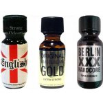 BIG 25ML POPPERS PACK 3x mix