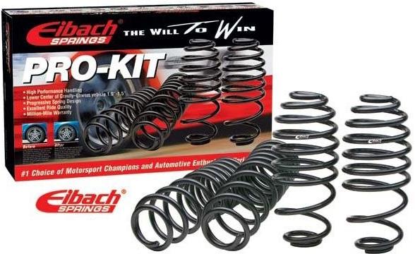 EIBACH Pro-Kit sportovní pružiny BMW 1 (E81) 09.04 - 09.12 - 0