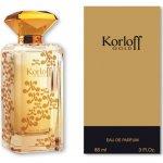 Korloff Gold parfémovaná voda dámská 88 ml