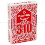 COPAG Pokerové karty 310 červené