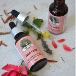 """my-sys Organický pleťový olej na normální a unavenou pleť """"JAKO RŮŽE"""" 30 ml"""