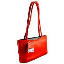 Silvercase Sněžka Náchod kožená kabelka červená 644edfcbacc