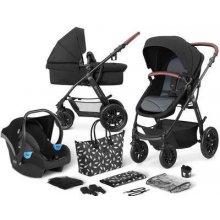 Kinderkraft kombinovaný 3v1 XMOOV Black 2020
