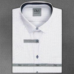 8d1f19461bf AMJ Pánská Košile bavlněná