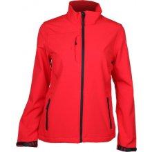 Lambeste SBD-2 dámská softshellová bunda červená