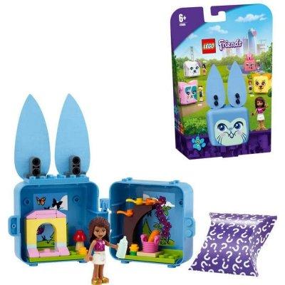 Lego Lego Friends 41666 Andrea a její králíčkový boxík