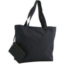 Monkey plážová taška černá