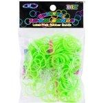Loom Bands gumičky neonové zelené 180ks