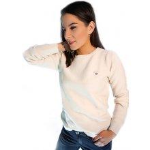 42594347f57 GANT dámský svetr s mini logem white