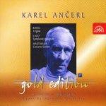 Česká filharmonie/Ančerl Karel - Ančerl Gold Edition 17 Ravel :Tzigane / Lalo : Španělská symfonie / Hartmann : Smuteční koncert CD