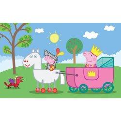fc60f041c Puzzle Trefl 31152 Peppa Pig rytíř 15 dílků