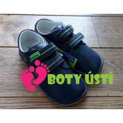 24d7917c4b79 Dětská bota Protetika Chlapecké barefoot boty Laredo - modré