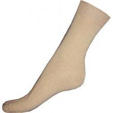 Hoza ponožky H001 béžová