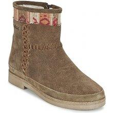 Coolway Kotníkové boty BABETE hnědé
