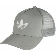 Adidas Trefoil Trucker šedá