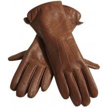 Zimní rukavice hnědá - Heureka.cz fe978a6b54