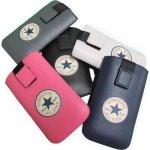 Pouzdro Converse All Star iPhone 4/4S šedé