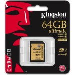 Kingston SDXC Ultimate 64GB UHS-I SDA10/64GB